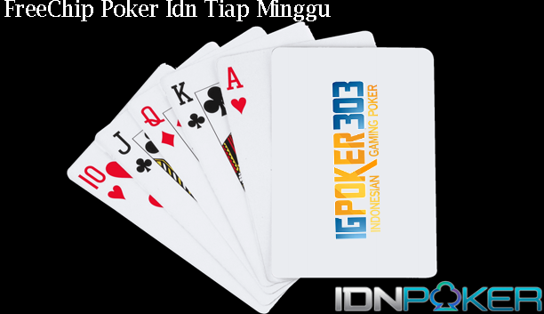 freechip poker idn